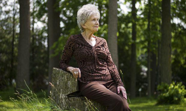 Alice Munro, 1931 geboren, publizierte mehr als 150 Erzählungen.