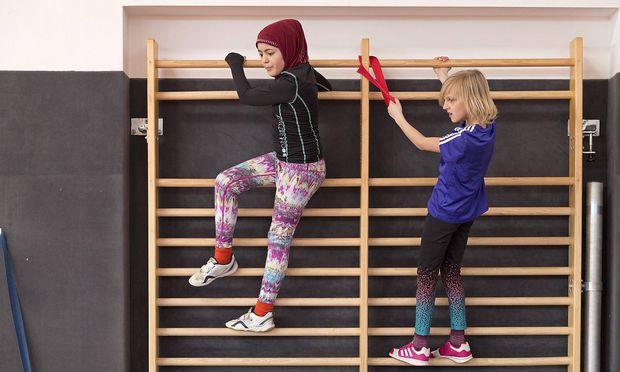 Die IGGÖ will das Kopftuchverbot in der Volksschule bekämpfen.