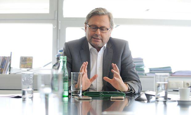 ORF-Chef Alexander Wrabetz.