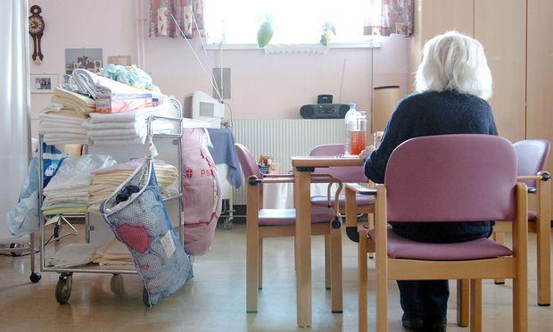 Durch die Abschaffung des Pflegeregresses droht den Gemeindekassen ein 400 Mio. Euro-Loch.