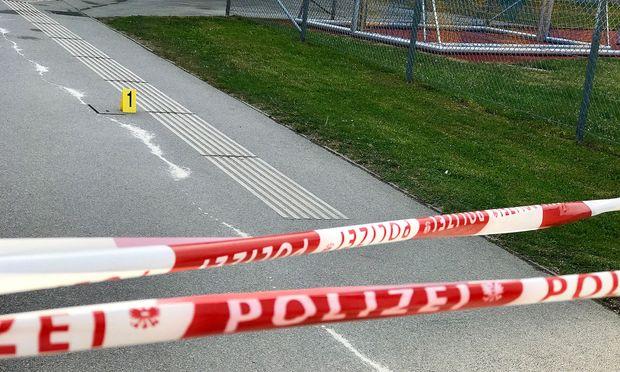 Schulzentrum Mistelbach: Jugendlicher mit Schrotflinte angeschossen