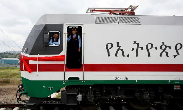 Peking lockt Afrika mit Milliarden