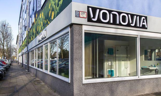 Vonovia Quartiersbüro.