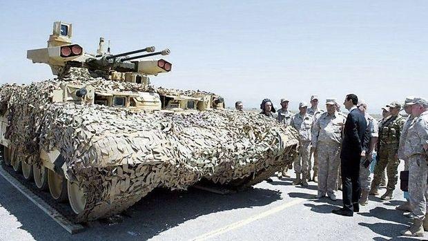 Assad und der Terminator