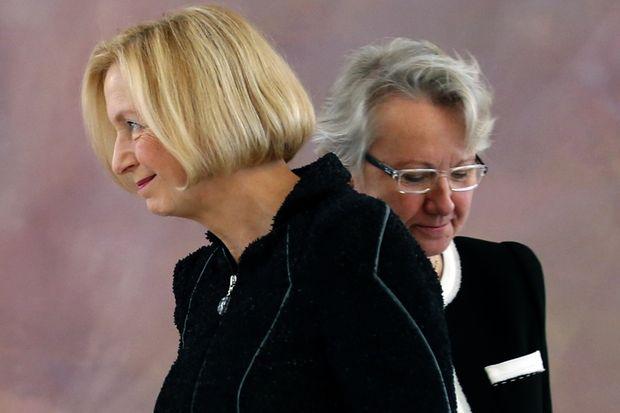 Deutschlands neue Bildungsministerin will