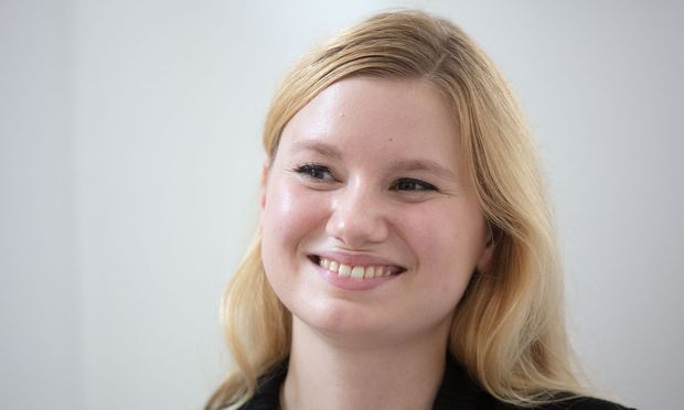 Johanna Zechmeister / Bild: APA/GEORG HOCHMUTH