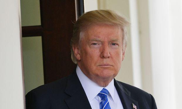 US-Präsident Donald Trump stoppt einen Deal