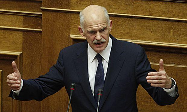 Papandreou stellt sich Vertrauensvotum
