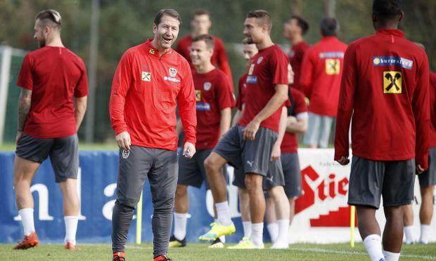 Die ÖFB-Auswahl steigt mit dem Duell gegen Bosnien und Herzegowina in Zenica in die Nations League ein.