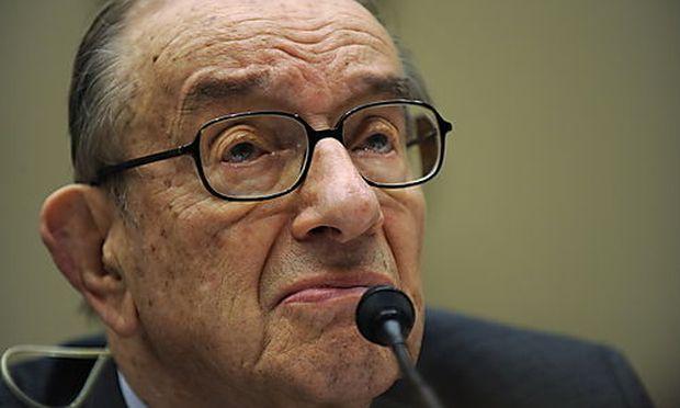 Der frühere Fed-Vorsitzende Alan Greenspan.
