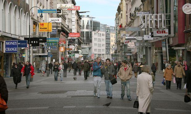 Wien, Kaerntner Strasse