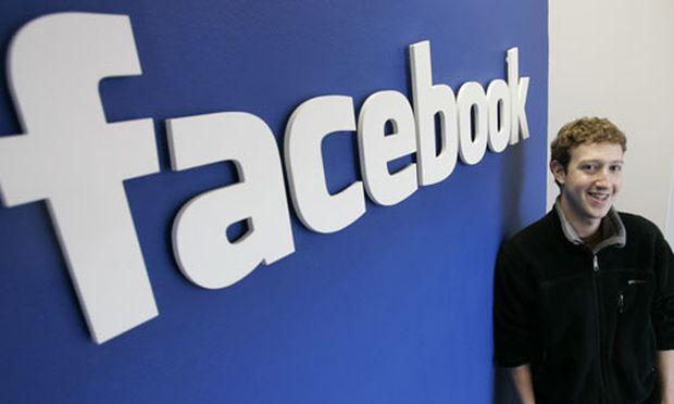 Facebook-Mastermind Mark Zuckerberg