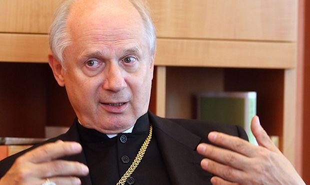 Steirischer Diözesanbischof Kapellari tritt zurück