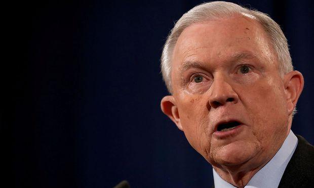 Trump bricht öffentlich mit seinem Justizminister