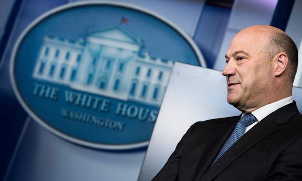Gary Cohn verlässt das Weiße Haus