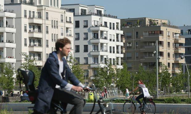 Mietwohnungen in Ballungszentren sind in Deutschland für viele Menschen nicht mehr leistbar.