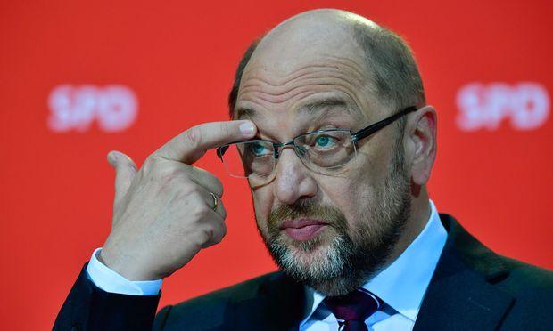Für Martin Schulz beginnt ein Hürdenlauf.