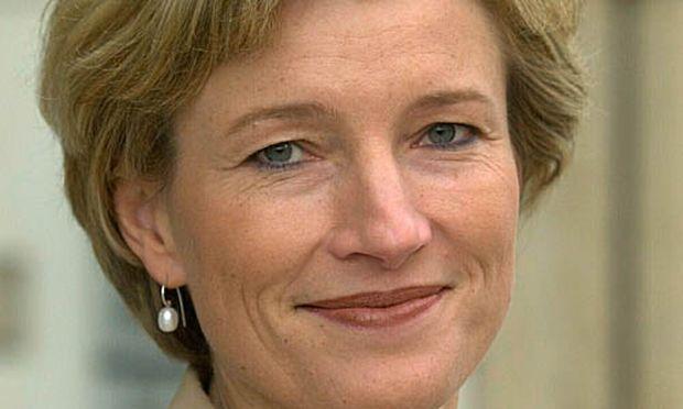 Martina Salomon wird stellvertretende