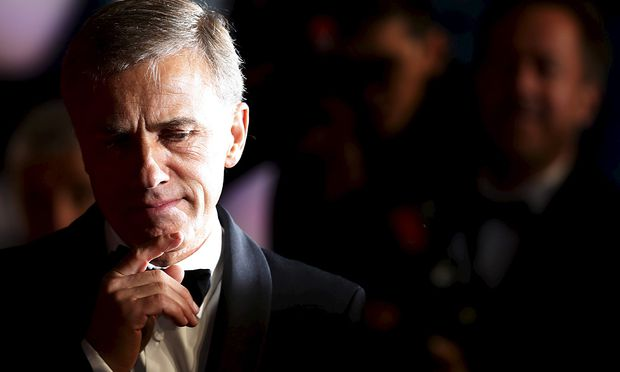 Christopher Waltz poses for photographers on the red carpet at the world premiere of the new James Bond 007 film ´Spectre´ at the Royal Albert Hall in London