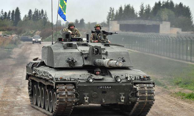 Russland: Grosses Militär-Manöver an der Grenze zu Osteuropa