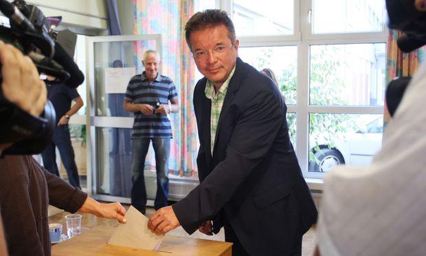 Oberösterreichs grüner Landesrat Rudi Anschober startete Petition.