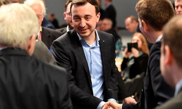 Ziemiak soll die CDU einen.