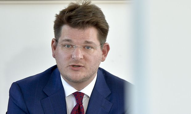 Rektorenchef Oliver Vitouch