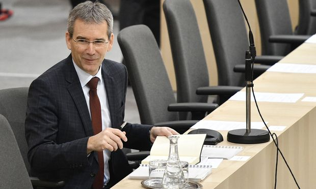 Finanzminister Hartwig Löger will Unternehmen mit aggressiver Steuerplanung das Leben schwer machen.