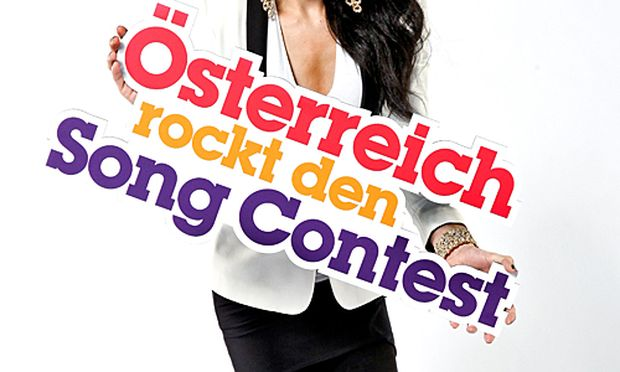 Song Contest Morgen geht