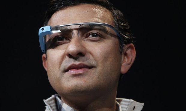 Google Glass wird Foxconn