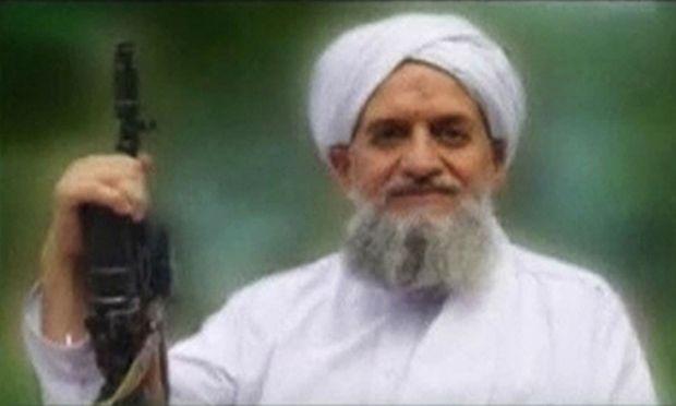 Archivbild von Ayman al-Zawahiri