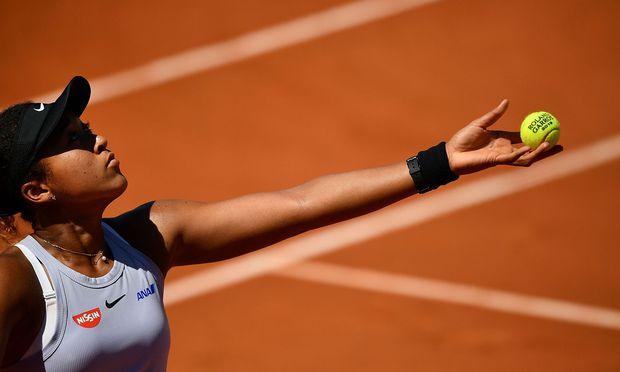 Naomi Osaka ist seit ihrem Triumph bei den Australian Open Ende Jänner die Nummer eins der Weltrangliste.