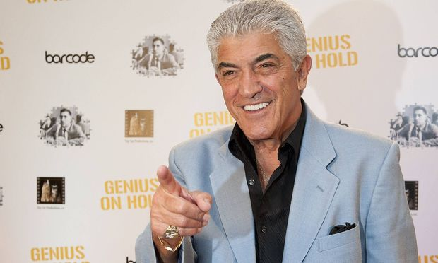 Jan 8 2011 Fort Lauderdale Florida U S Actor FRANK VINCENT attends the Red Carpet Premiere o