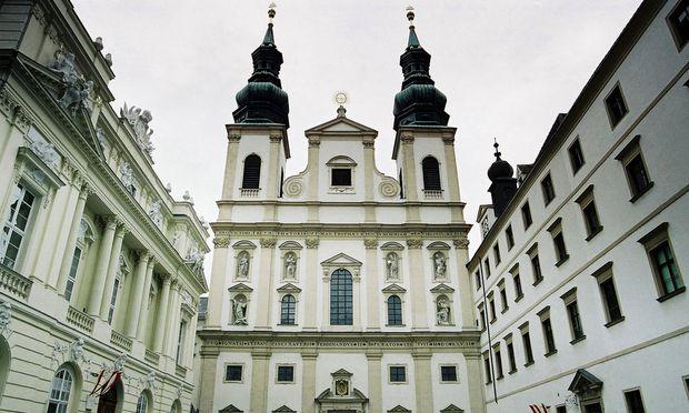 Donaukloester: Jesuiten in Wien
