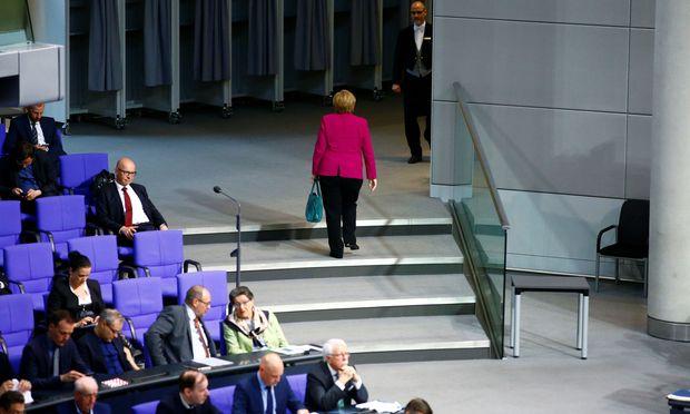 Was macht Merkel nach ihrer Kanzlerschaft?