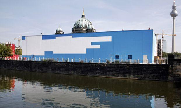 Berliner Kunsthalle kommt 2011