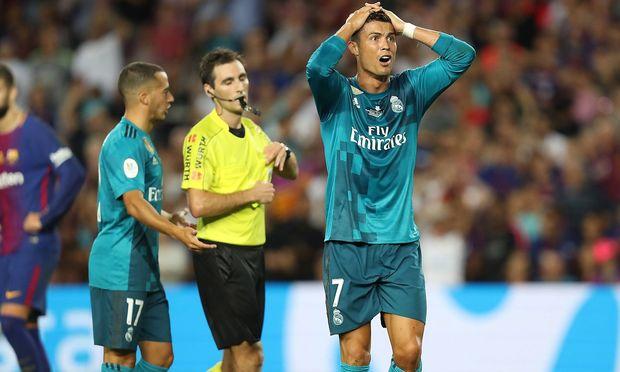 Verband zieht Ronaldo für 5 Spiele aus dem Verkehr!