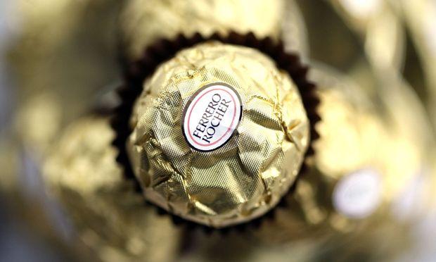 Nestlé verkauft US-Süsswarengeschäft an Ferrero für 2,8 Mrd USD in bar