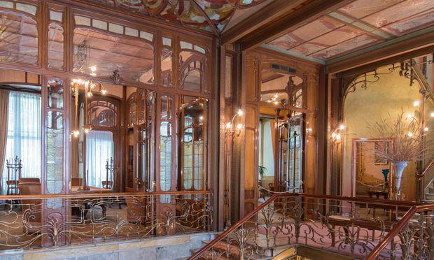 Im März öffnen Brüsseler Baulegenden kurz die Türen für architekturbegeisterte Besucher, viele tragen die Handschrift Victor Hortas: geführte Touren zu Objekten wie Hôtel Solvay, Maison Saint-Cyr, Kulturzentrum Bozar oder Hôtel van Eetvelde.