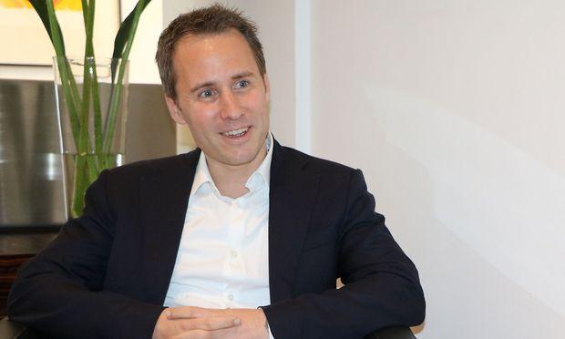 """Richtig Innovatives wie die Blockchain kann sich KPMG Audit Partner Christian Sikora """"in den nächsten Jahren nicht flächendeckend vorstellen."""""""