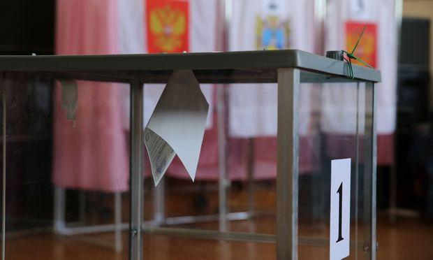 Kommunalwahlen in Russland