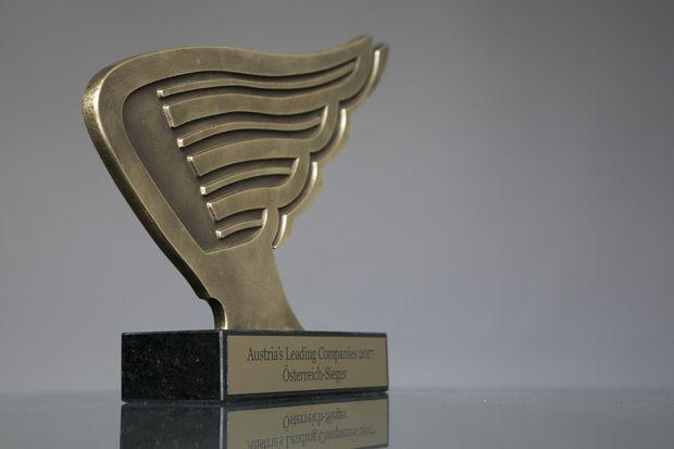 Der Award für die erfolgreiche Wirtschaft