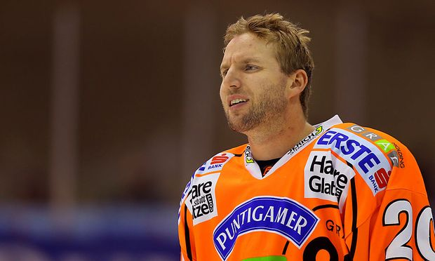 Thomas Vanek hat gut lachen