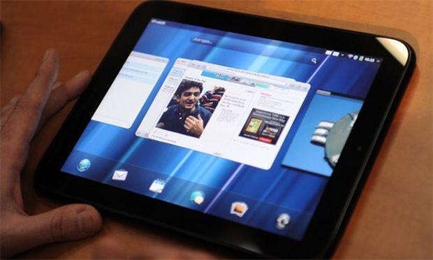 iPadRivale Touchpad kommt Juli