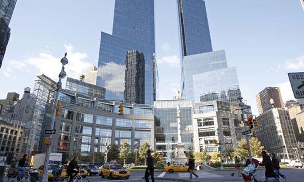 Time Warner Gebäude