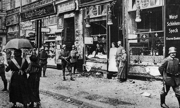 Berlin, Erster Weltkrieg