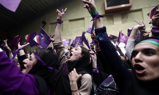 Iran: Präsidentenwahl im Iran