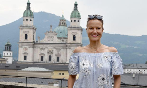 """""""Die Buhlschaft zu spielen wäre sozusagen der Ritterschlag"""", sagt Martina Stilp."""