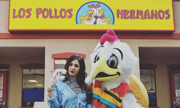 Pop-up: Los Pollos Hermanos