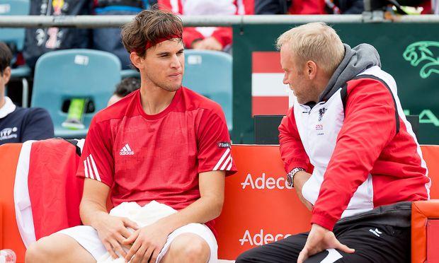 Spielt Thiem doch beim Davis Cup?